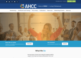 ahcc.decisionhealth.com