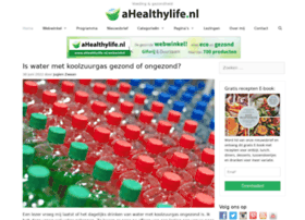 ahealthylife.nl