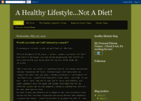 ahealthylifestylenotadiet.blogspot.com