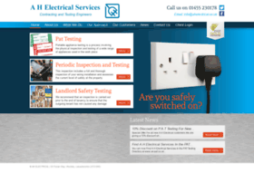 ahelectrical.co.uk