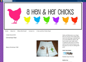 ahenandherchicks.blogspot.com