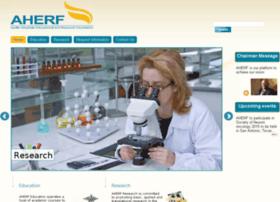 aherf.org