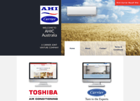 ahi-carrier.com.au