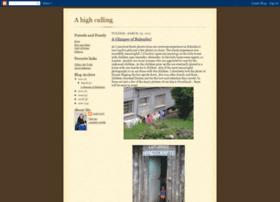 ahighcalling.blogspot.com