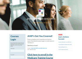 ahipinsuranceeducation.org