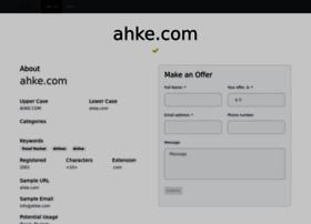 ahke.com