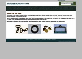 ahkwokbuckles.com