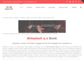 ahlaybaitbook.com