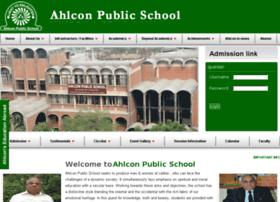 ahlconpublicschool.net