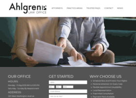 ahlgrenlaw.net