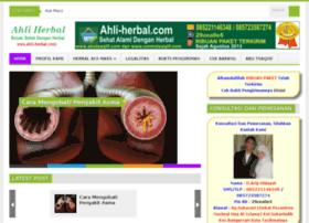 ahli-herbal.com