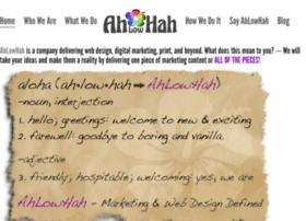 ahlowhah.com