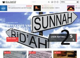 ahlul-tawhid.com