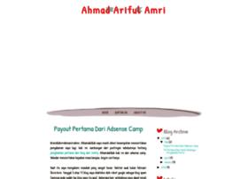 ahmad-ariful-amri.blogspot.com