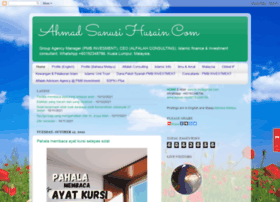 ahmad-sanusi-husain.com