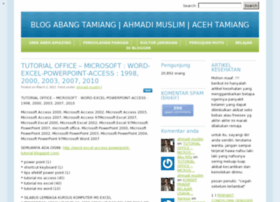 ahmadiitb.wordpress.com