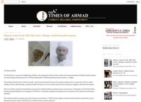 ahmadiyyatimes.blogspot.com