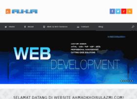 ahmadkhoirulazmi.com