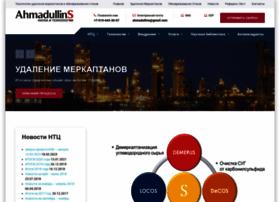 ahmadullins.com