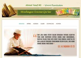 ahmadyusuf.net