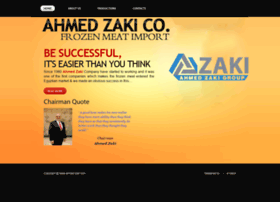 ahmed-zaki.com
