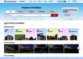 ahmedabad.realestateindia.com