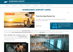 ahmedabadairport.com