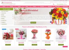 ahmedabadonlineflorists.com