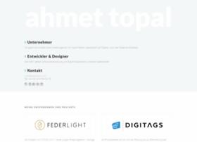 ahmet-topal.com