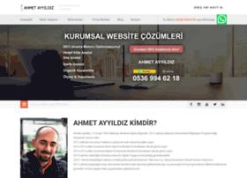 ahmetayyildiz.com