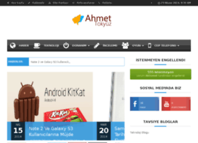 ahmettokyuz.com