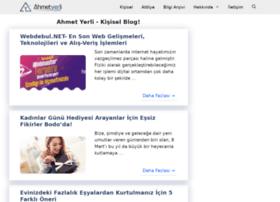 ahmetyerli.com.tr