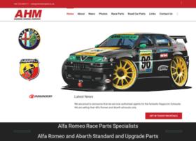 ahmotorsports.co.uk
