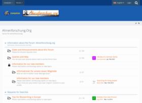 ahnenforschung.org