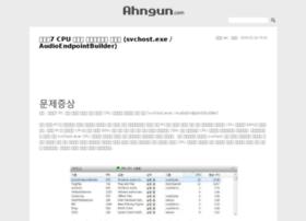 ahngun.com