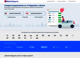 ahorraseguros.com