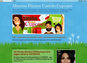 ahorrosdiariosusandocupones.blogspot.com