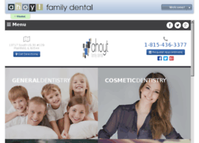 ahoytfamilydental.mydentalvisit.com
