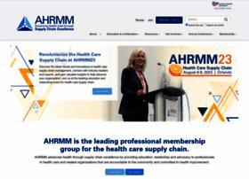 ahrmm.org