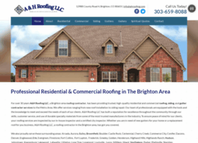 ahroofing.com