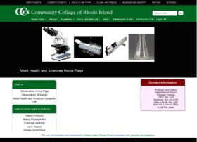 ahs1.ccri.edu
