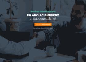 ahsapoyuncak.net