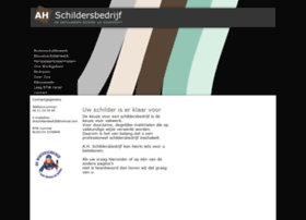 ahschildersbedrijf.nl