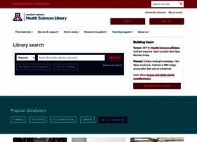 Ahsl.arizona.edu