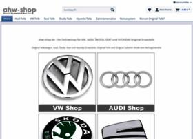 ahw-shop.de