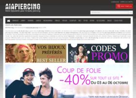 aiapiercing.com