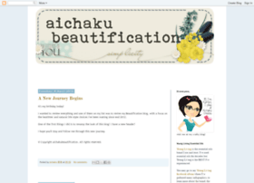 aichakubeautification.blogspot.com