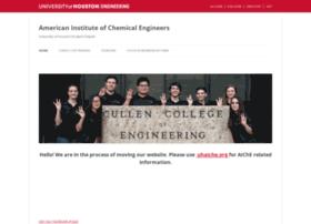 aiche.egr.uh.edu