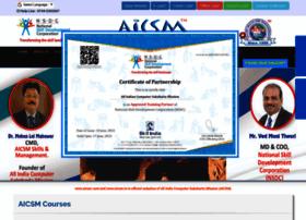 aicsm.com