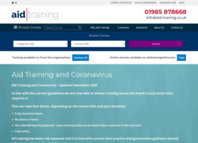 aid-training.co.uk